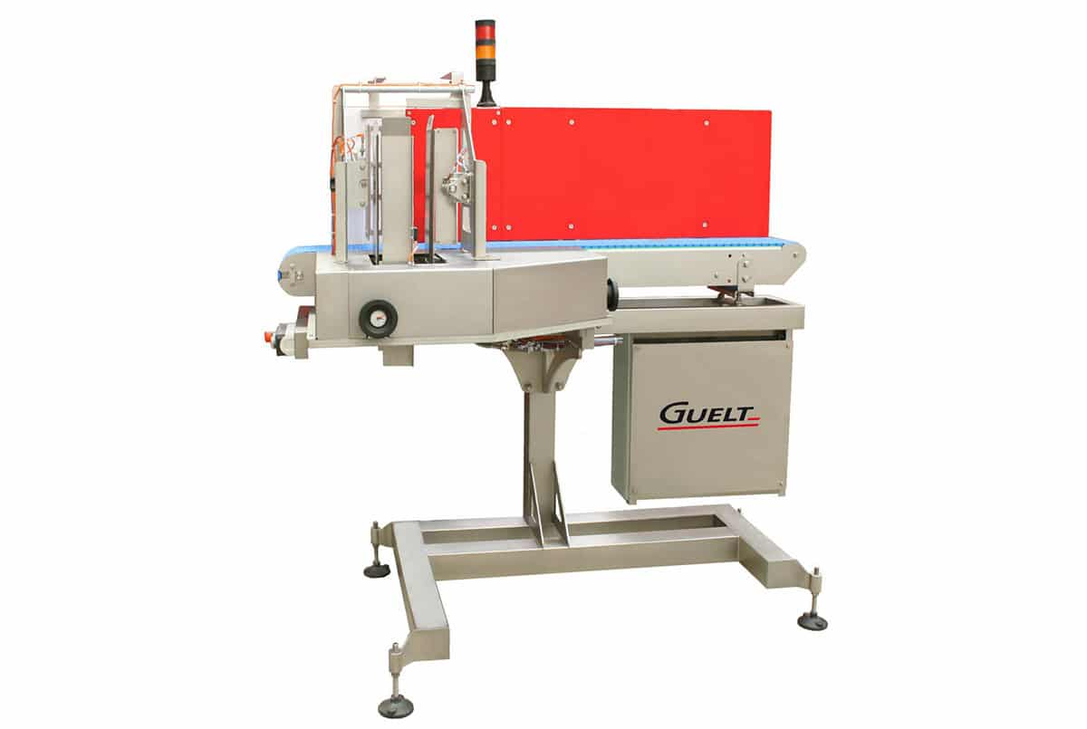 Unstacking machine - Packaging solutions - Guelt