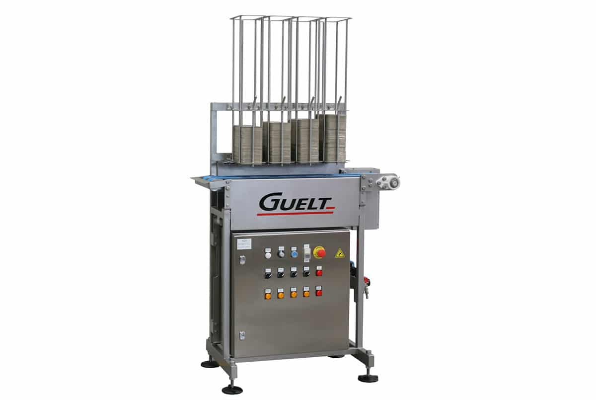 Cartonboard unstacker - Packaging solutions - Guelt