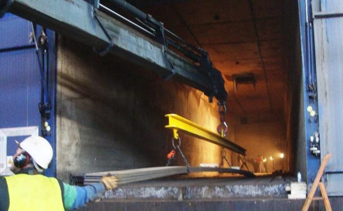 Guelt Techni-Services : intervention dans une usine de traitement des déchets ménagers