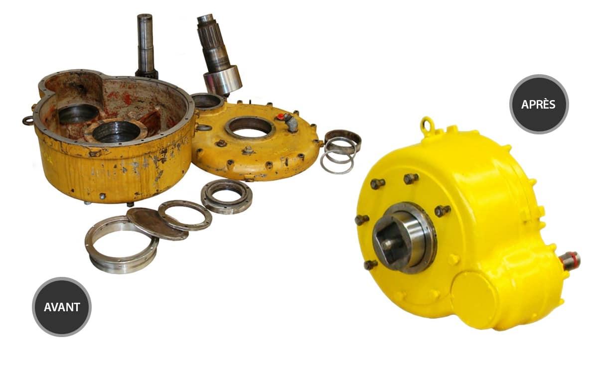 Guelt Techni-Services - Remise en état d'ensembles mécaniques