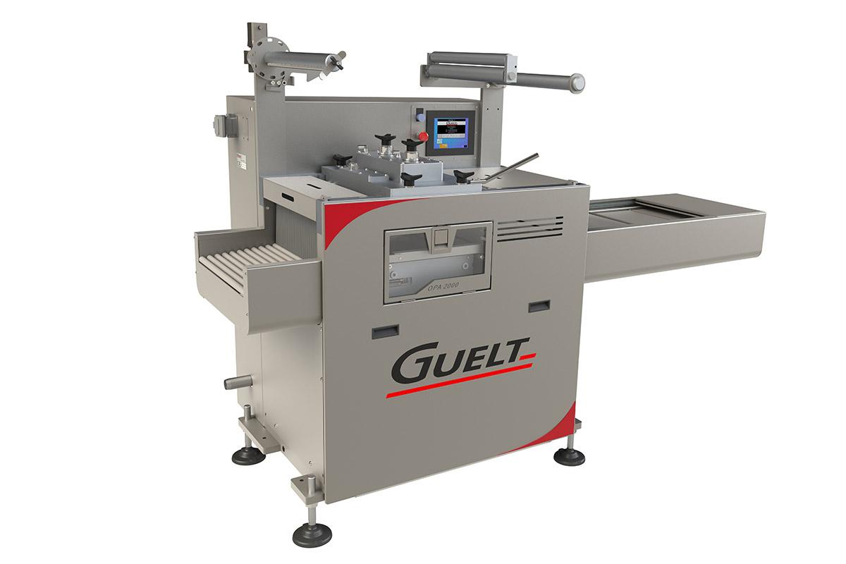 Operculeuse automatique OPA2000 - Guelt
