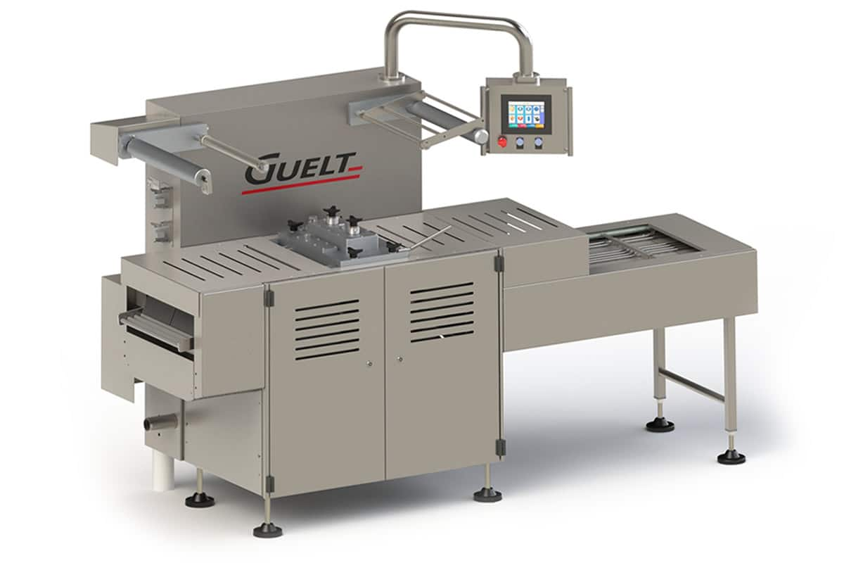 Automatic tray sealer OPA2005 - Guelt