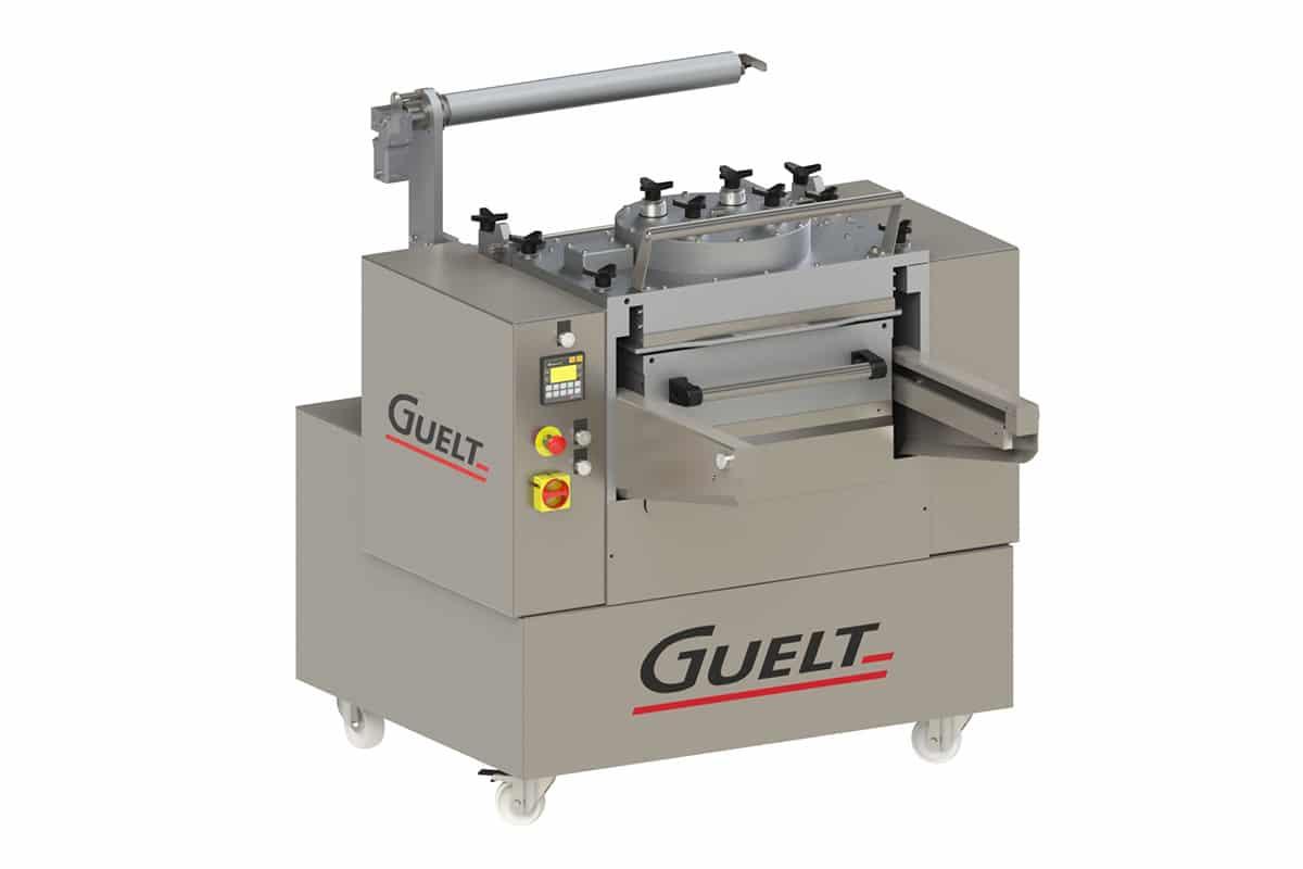 Operculeuse semi-automatique OPE1500 - Guelt