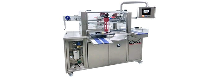 Guelt - Tray sealer Smart 2300