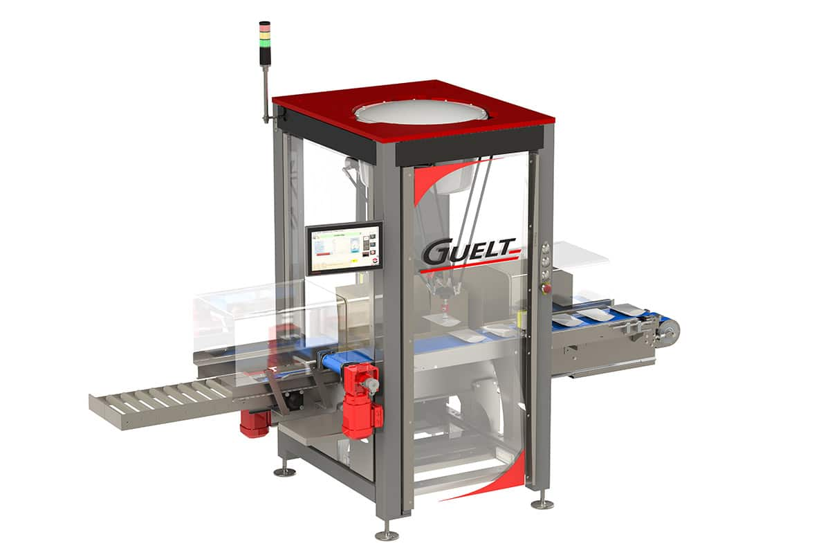 IZIpick, robotized picking module - Guelt