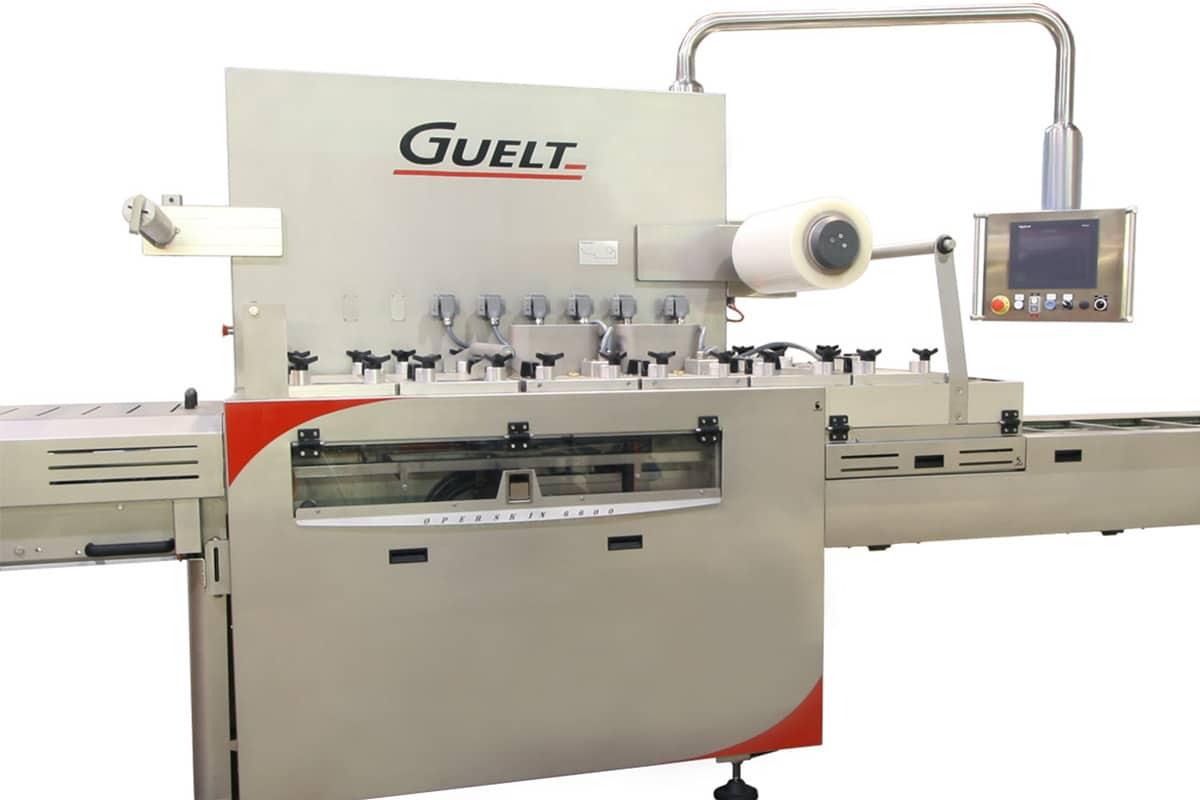 Operculeuse automatique skin Operskin6600 - Guelt