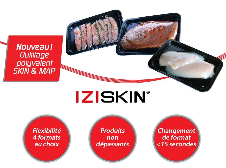 Iziskin, l'outillage flexible et polyvalent skin et MAP par Guelt