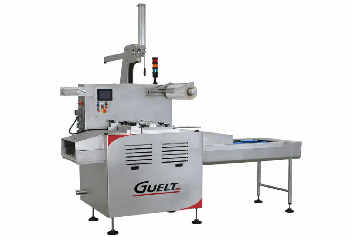 Automatic tray sealer OPA2500 - Guelt