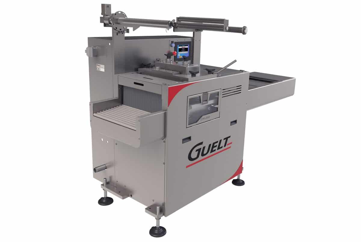 Operculeuse automatique OPA2000 Skin- Guelt