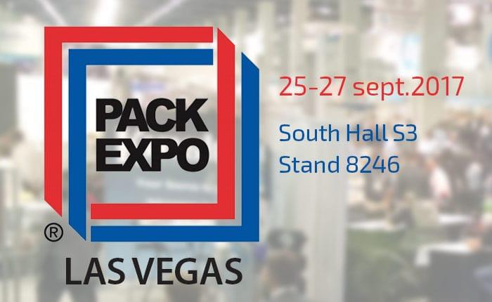 Pack Expo Las Vegas 2017
