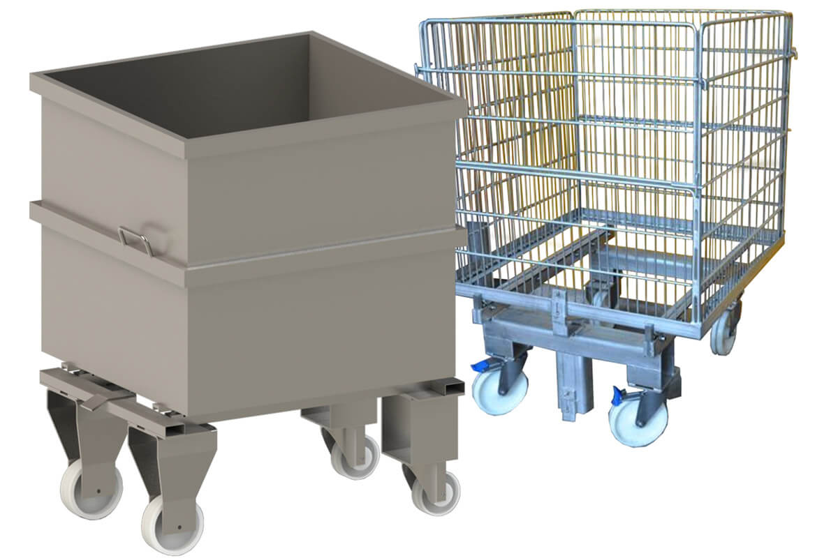 Cages conserverie