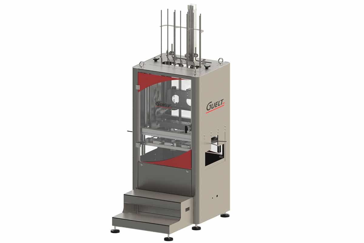 Lidding machine - Packaging solutions - Guelt