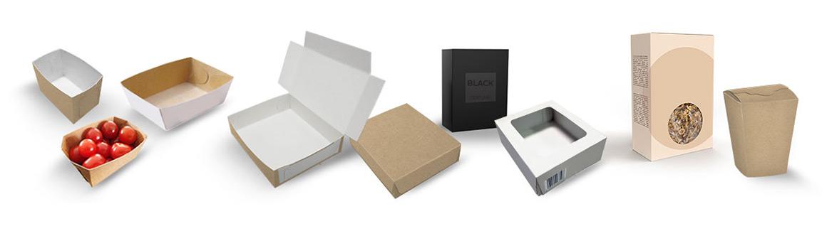 Applications boîtes Top Load carton compact - gamme IZI