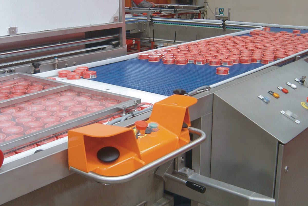 Guelt Canning - Semi-automatic Cager