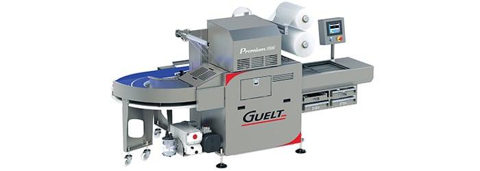 Guelt - Operculeuse Premium 2000, automatique 4 formats