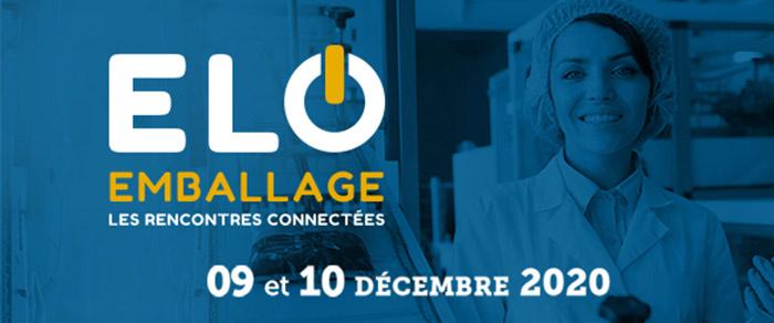 Guelt et Méca-Système présents sur ELO Emballage, salon virtuel du 9 au 10 décembre 2020