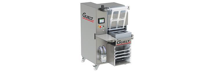 Guelt - Premium 1000 semi-automatic 4-format tray sealer
