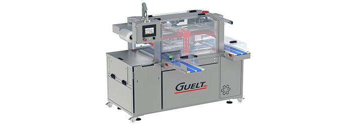 Guelt - Smart 2300 automatic 3-format tray sealer