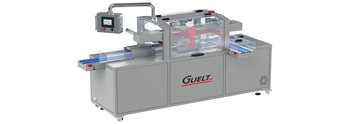 Guelt - Operculeuse Smart 2400, automatique 4 formats
