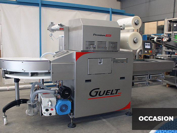 Operculeuse Premium 2000 - Occasion Guelt